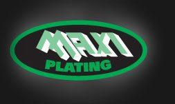 Maxi Plating Logo